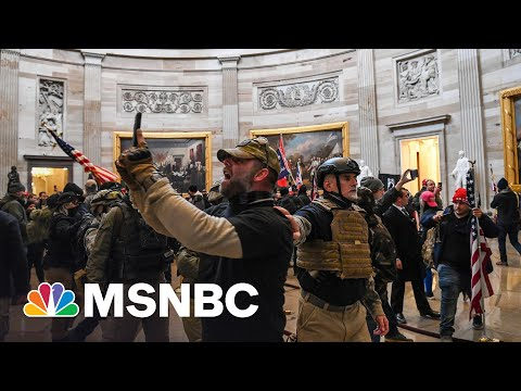 Jan. 6 Committee Shows New Video Of Capitol Riot