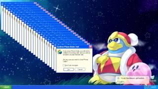 [HD] Bad Windows XP!! (No Shadow Art PV) mp3