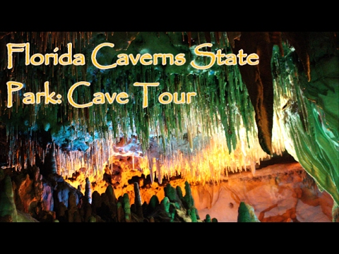 Florida Caverns State Park: Full Guided Cave Tour