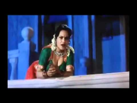 Himani Shivpuri Backless Scene - Prem Granth (1996)