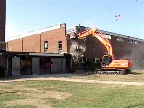 Caruthersville High School Before and After