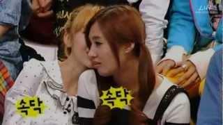 SNSD Yulsic - Kiss me Kiss me Baby ~ [FMV]