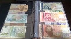 Колекция банкноти част I: Вън от обращение