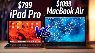 iPad Pro vs Macbook Air! Which to Buy in 2020?
