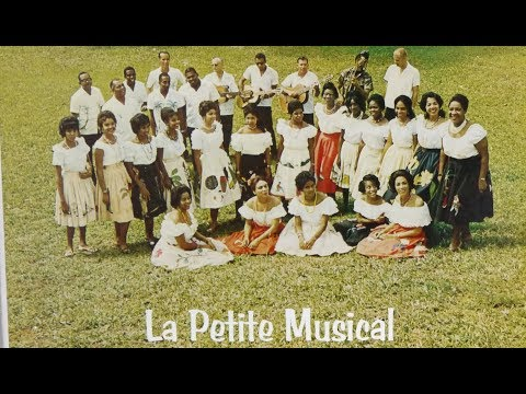 Olive Walke's La Petite Musicale – Caribbean Folk Songs (1963) RCA Victor – LPB 3016