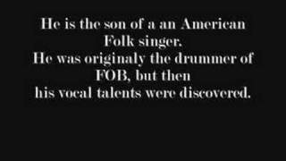 FALL OUT BOY- ABOUT THE BAND MEMBERS.