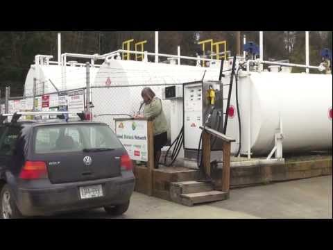 36. Biodiesel: From cruise ship kitchens to B-100 tour bus gas tanks