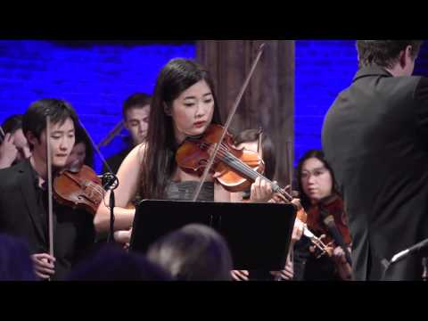 Vivian Fung: Violin Concerto for Chamber Orchestra and Violin, Metropolis Ensemble