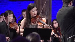 Download Vivian Fung: Violin Concerto for Chamber Orchestra and Violin, Metropolis Ensemble MP3 song and Music Video