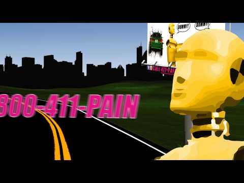 411PAIN -My Neck, My Back (OFFICIAL)
