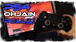 PS4 OHJAIN TOIMIMAAN PC:LLÄ! ! TUTORIAALI