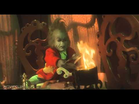How The Grinch Stole Christmas Baby Grinch Clips Funny