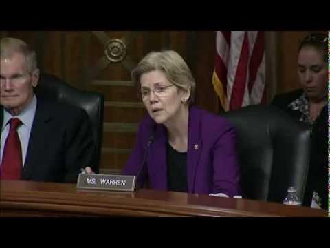 Senator Elizabeth Warren (D-MA) : Protecting Seniors From Phone Fraud - Panel 2