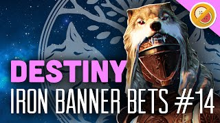 Destiny Iron Banner Bets #14 - The Dream Team (The Taken King) Funny Gaming Moments