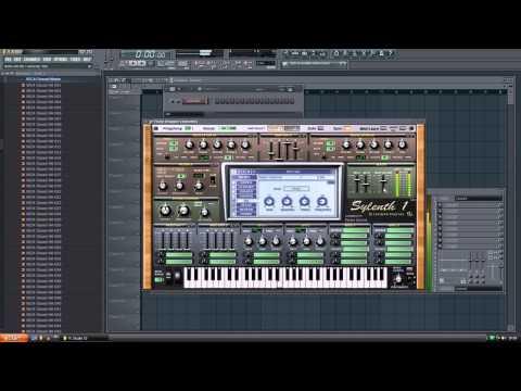 Sylenth1 : Sound Tutorial #17 - Digital Strings [Deutsch]