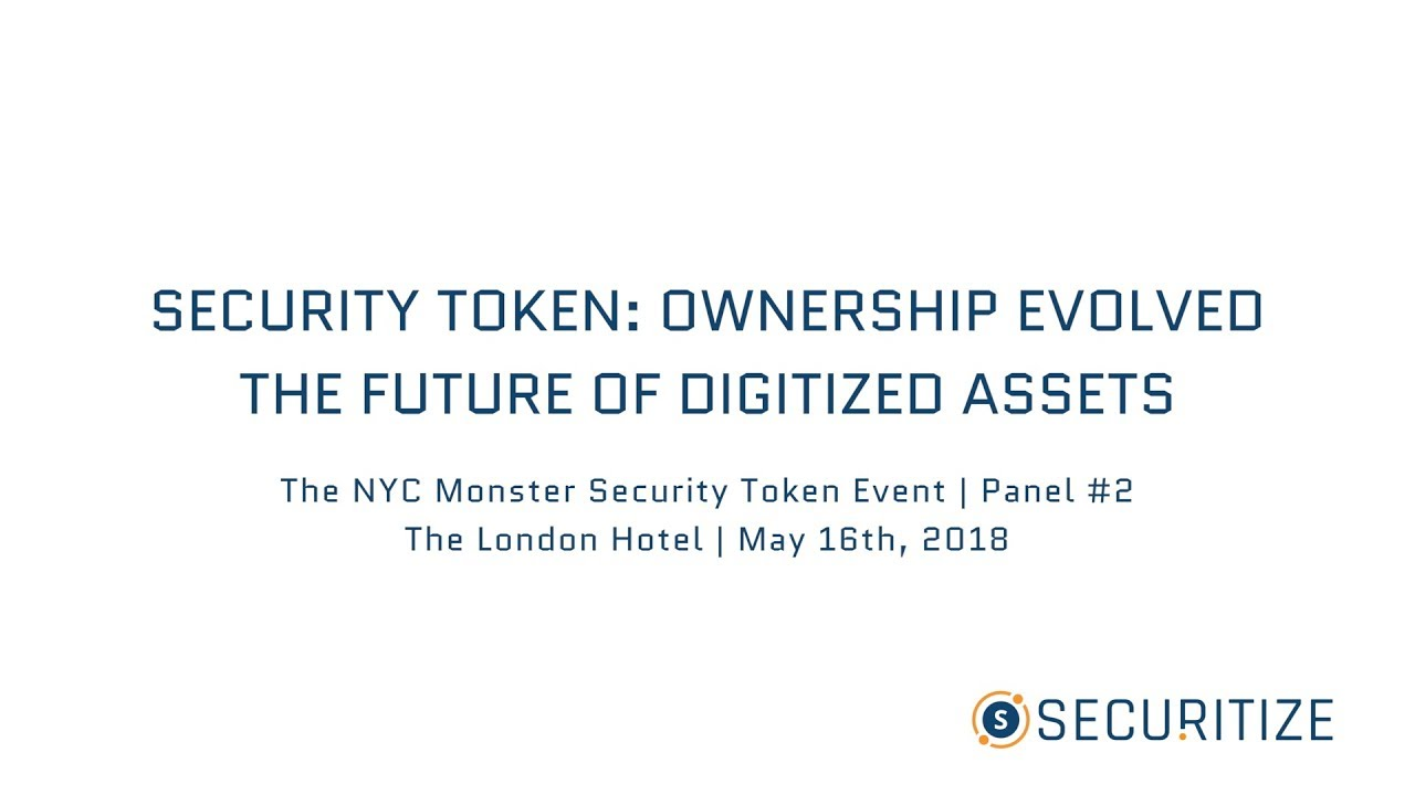 Cover Image for Full Video: Ownership Evolved and the Future of Digitized Assets @ the Monster Security Token Event NYC