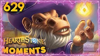 Iconic RNG Experience!! | Hearthstone Daily Moments Ep. 629