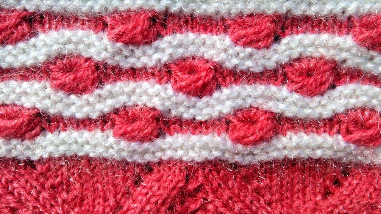 Beautiful knitting pattern, sweater design easy learning, latest design Woollen sweater