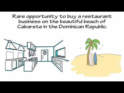 Rare Business Opportunity in Cabarete, Dominican Republic