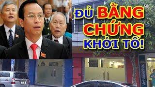 Đủ bằng chứng có thể khởi tố bí thư chủ tịch Đà Nẵng