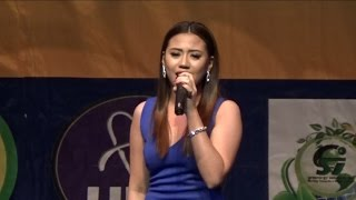 Someone's Always Saying Goodbye - Morissette Amon LIVE at the AFP Theater