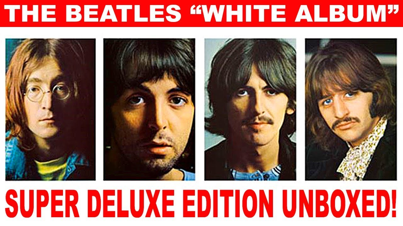The beatles white album super deluxe edition amazon | The