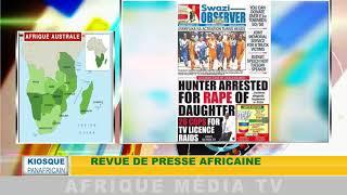 KIOSQUE PANAFRICAIN DU 22 02 2018