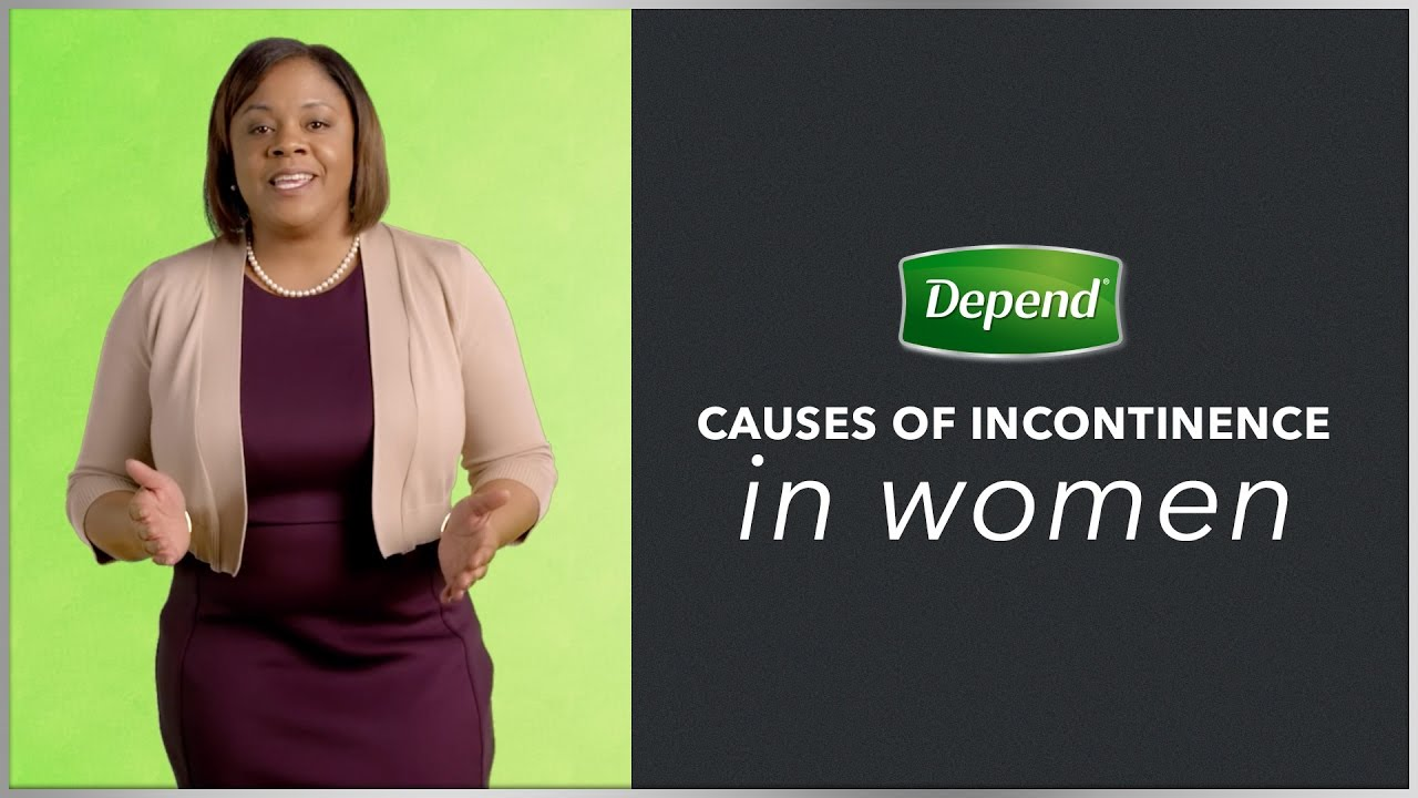 Causes of Bladder Leaks in Women | Depend®