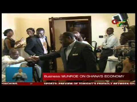Dr. Myles Munroe on Ghana's Economy
