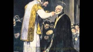 Panis Angelicus - Eucharistic Gregorian Chant
