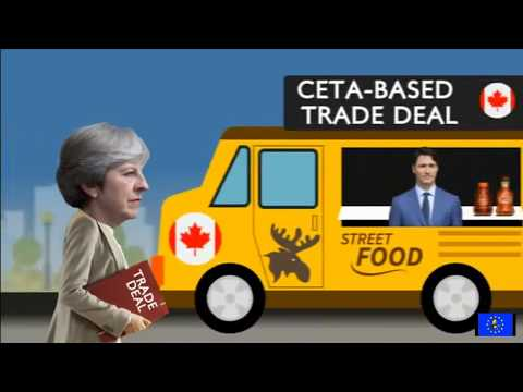 Brexit fallout: UK seeks to copy and paste EU trade deals