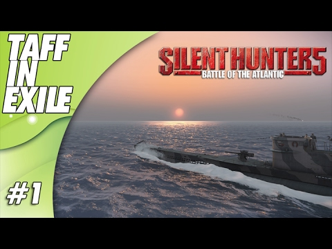 Silent Hunter 5 | Battle of the Atlantic | Happy Times | Episode 1