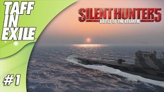 Silent Hunter 5 | Battle of the Atlantic | Happy Times | Episode 1