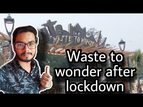 Delhi waste to wonder after lockdown/ seven wonder of world