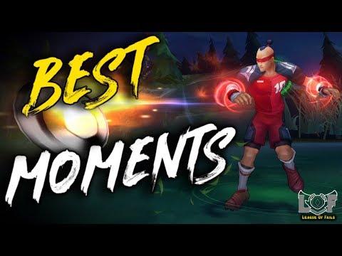 League of Legends Plays | LoL Best Moments #160