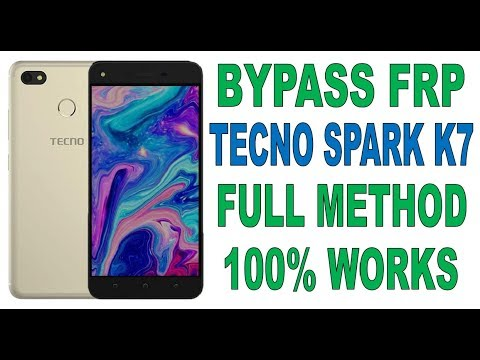 BYPASS FRP TECNO SPARK NOUGAT 2018 NEW SOLUTION - PakVim net HD