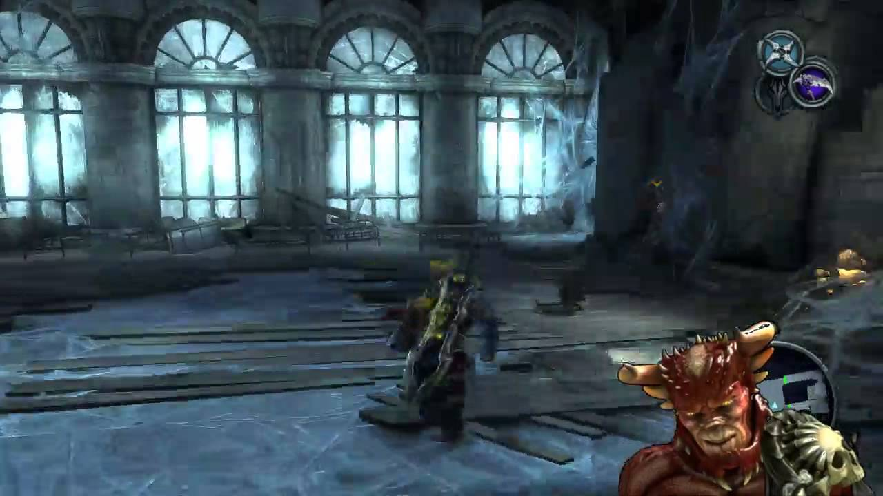 Darksiders - Iron Canopy The Hunt Part 1 #18 & Darksiders - Iron Canopy The Hunt Part 1 #18 - YouTube