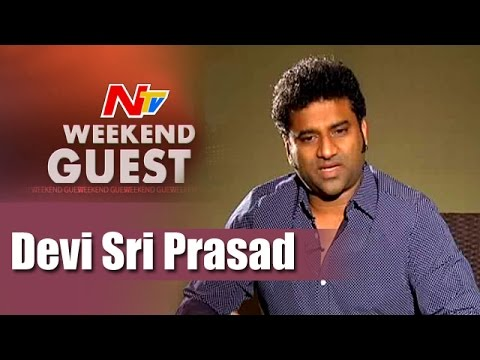 DSP Exclusive Interview | Weekend Guest | Puli | Devi Sri Prasad Interview | NTV
