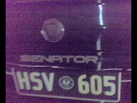 HSV VR Senator 215i