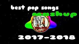 BEST POP SONGS OF 2017-2018 MASHUP (HAVANA, DESPACITO, ATTENTION + MORE) By We hell boys