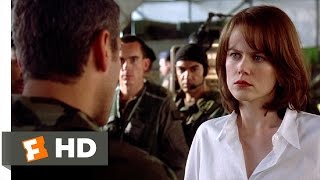The Peacemaker (5/9) Movie CLIP - I Don't Think You're Stupid (1997) HD