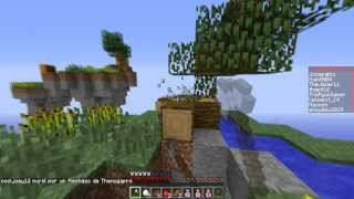 Server de Minecraft  1.7.2/1.7.4 Con sky Wars (No Premium)