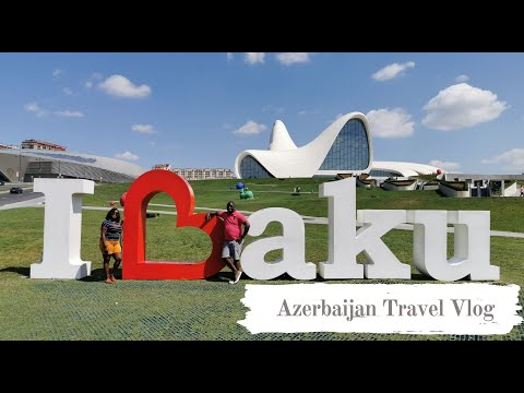 12 Amazing Places To visit in Azerbaijan || Top Attractions || Travel Vlog