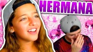 Preguntas incómodas con MI HERMANA (de 10 años!) xD thumbnail