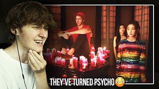 THEY'VE TURNED PSYCHO! (Red Velvet (레드벨벳) 'Peek-A-Boo' | Mus…