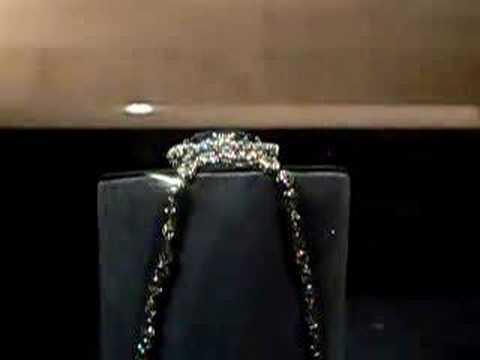 Hope Diamond at the Smithsonian