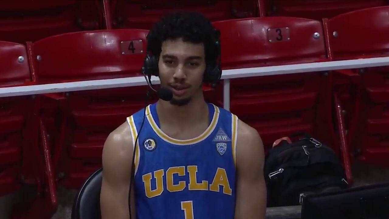 UCLA's Jules Bernard attributes 'confidence' after hot-shooting performance at Utah