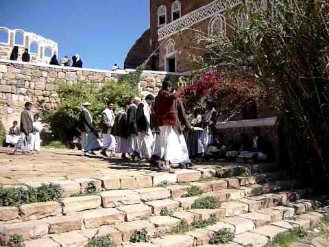 Yemen - dance lesson