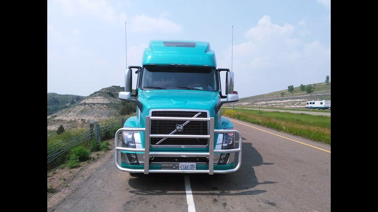 фото грузовиков внутри вольво капотных
