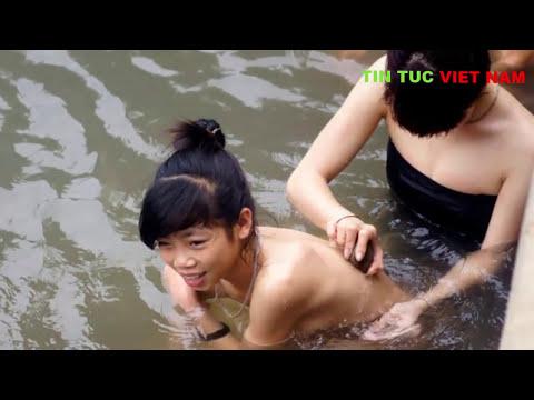 Cận cảnh Thiếu Nữ Tắm Tiên tại mó nước thần ở Sơn La
